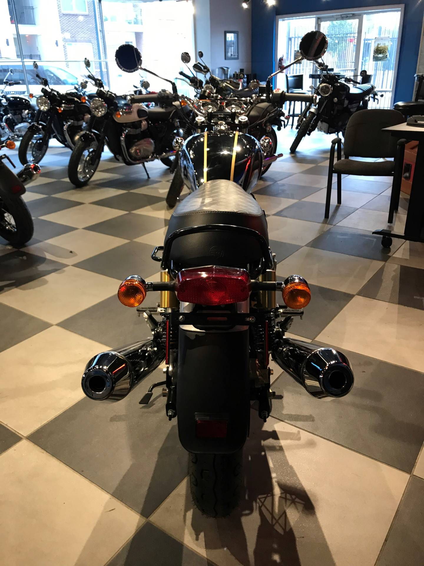 2019 Royal Enfield INT650 in Greensboro, North Carolina - Photo 6
