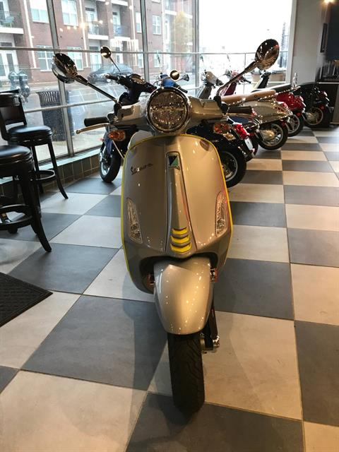 2021 Vespa Elettrica 45 MPH in Greensboro, North Carolina - Photo 1