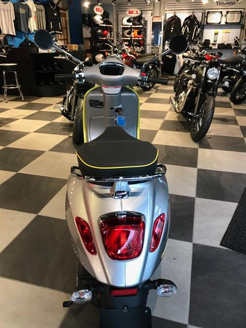 2021 Vespa Elettrica 45 MPH in Greensboro, North Carolina - Photo 3