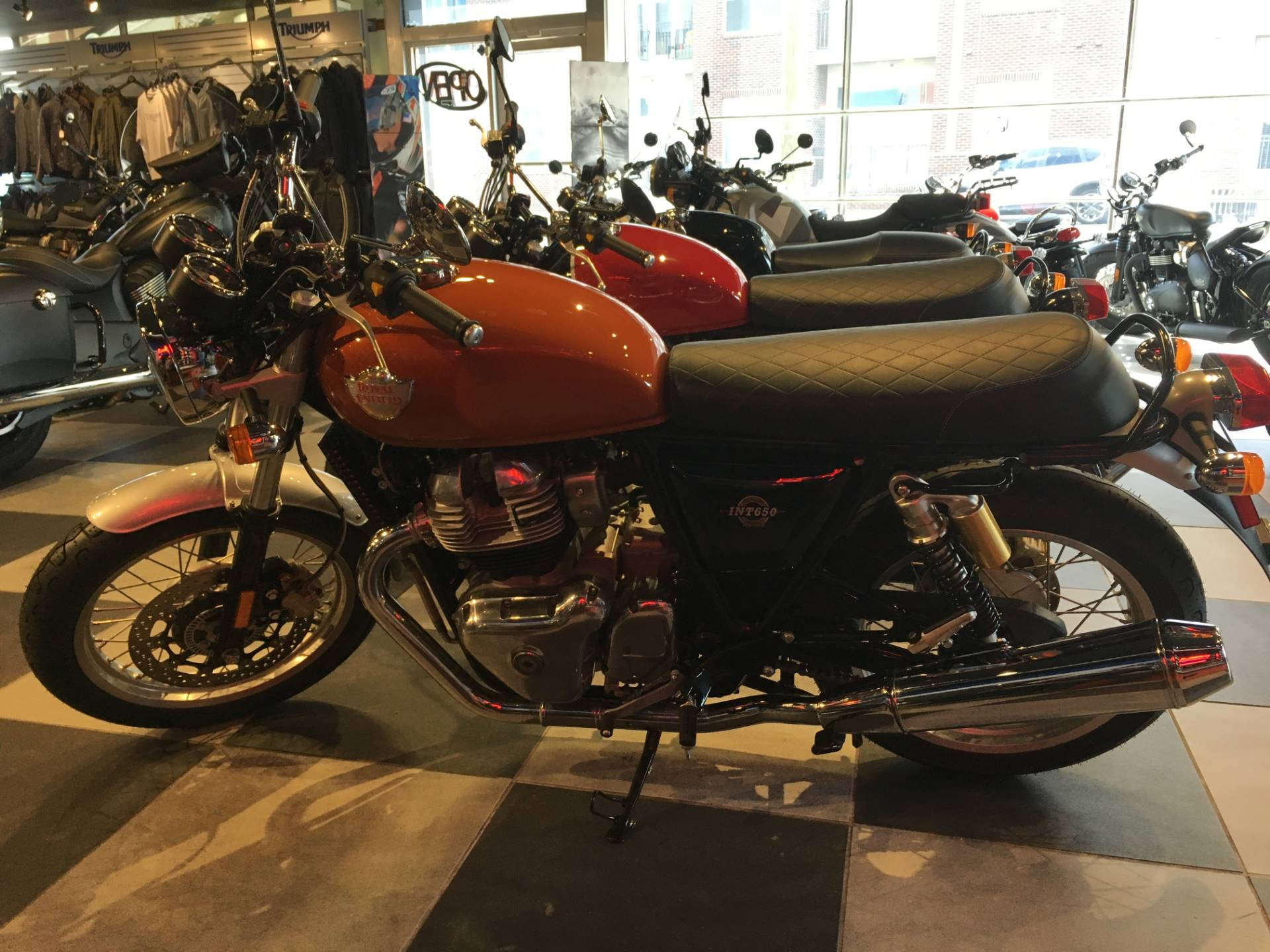 2019 Royal Enfield INT650 in Greensboro, North Carolina - Photo 5