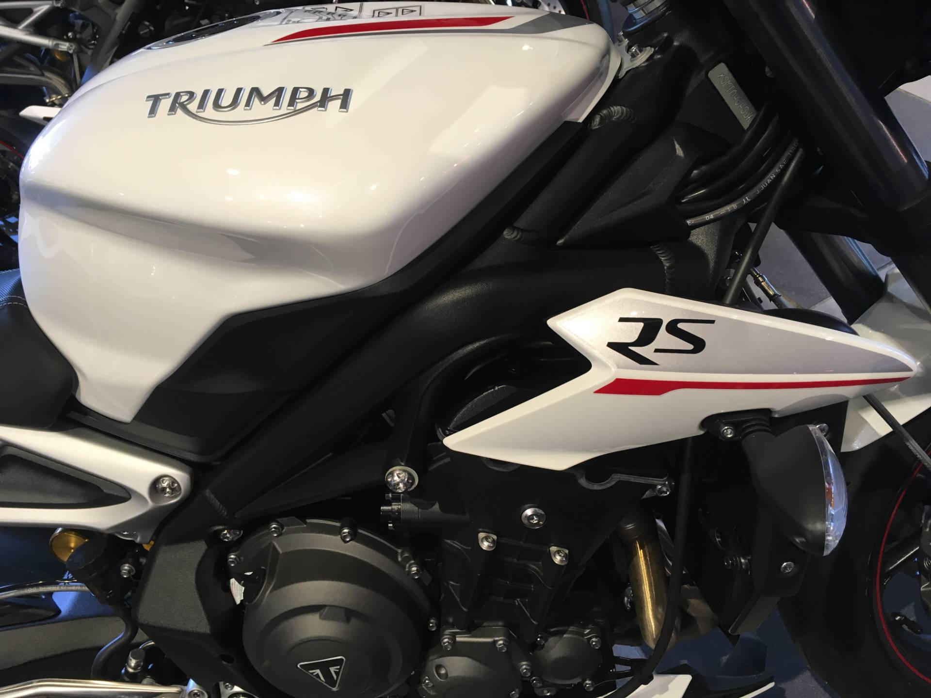 2019 Triumph Street Triple RS in Greensboro, North Carolina - Photo 3