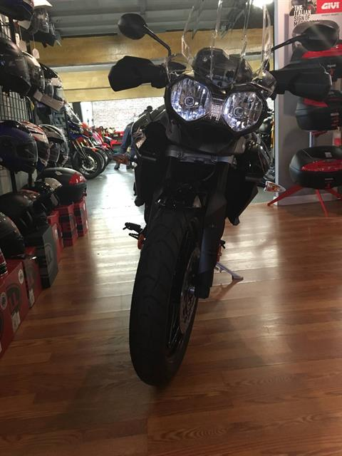2017 Triumph Tiger 800 XRx Low in Greensboro, North Carolina