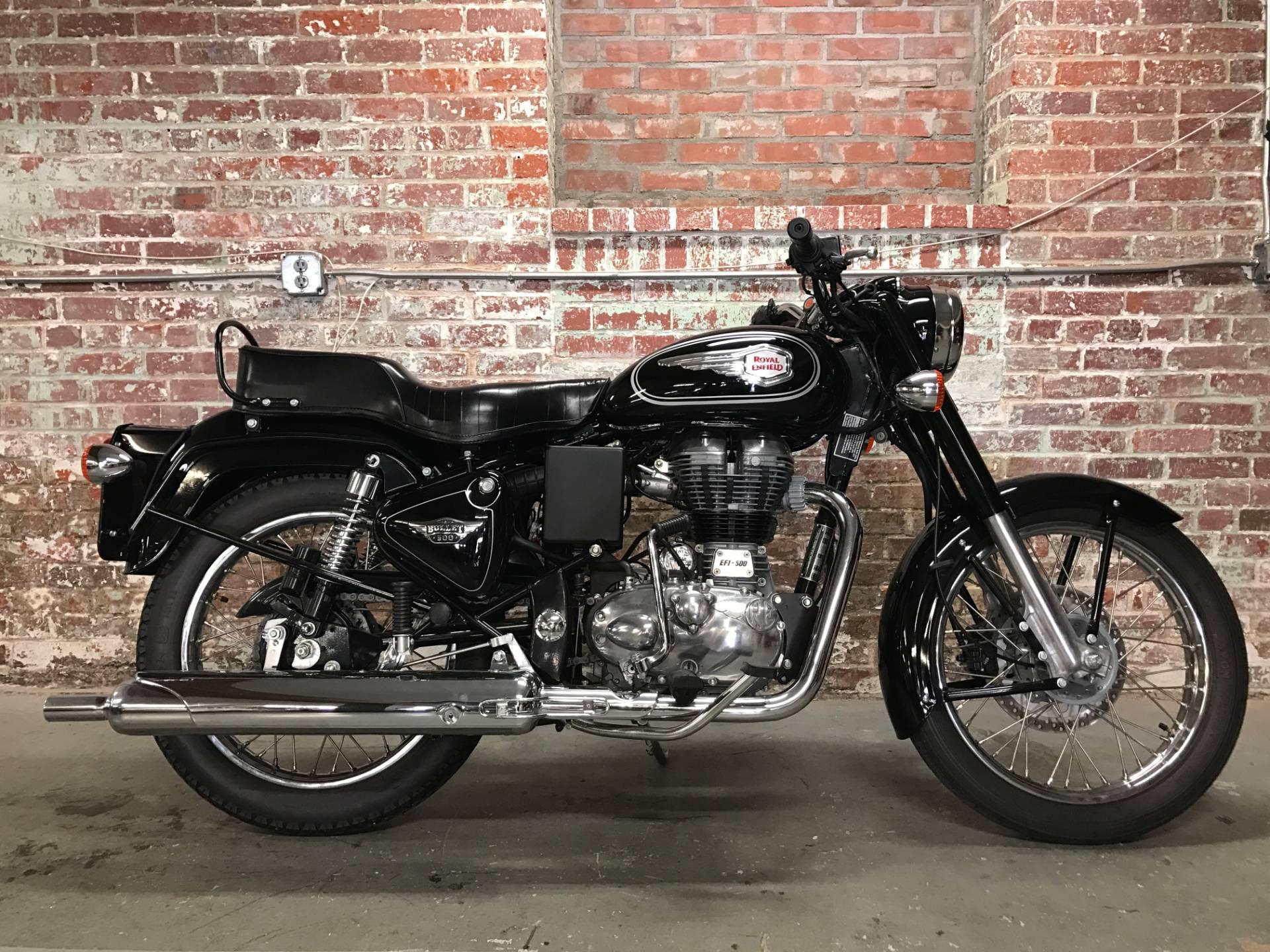 New 2016 Royal Enfield Bullet 500 EFI Motorcycles in Greensboro, NC ...