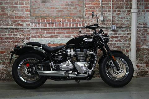 2019 Triumph Bonneville Speedmaster in Greensboro, North Carolina - Photo 1