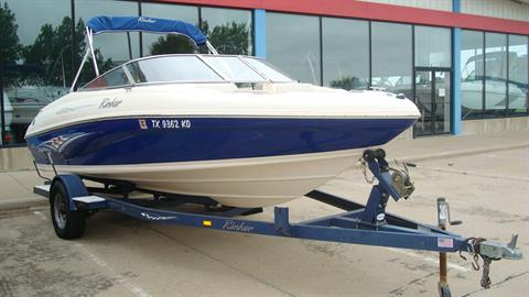 2005 Rinker 192 Captiva Bowrider in Lewisville, Texas