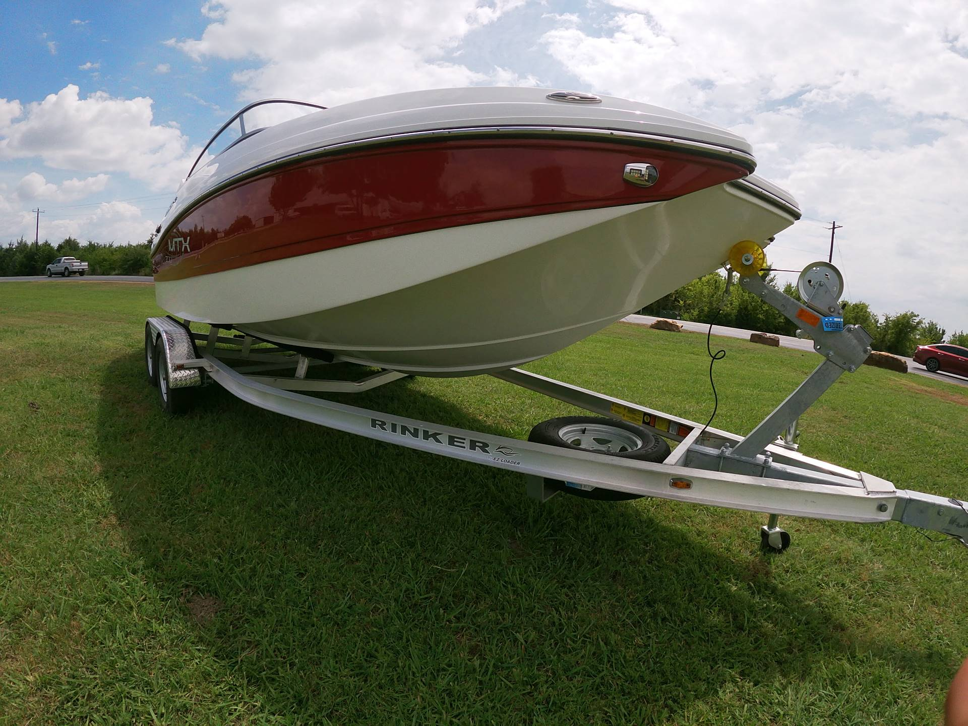 2015 Rinker Captiva 200 MTX in Lewisville, Texas - Photo 10