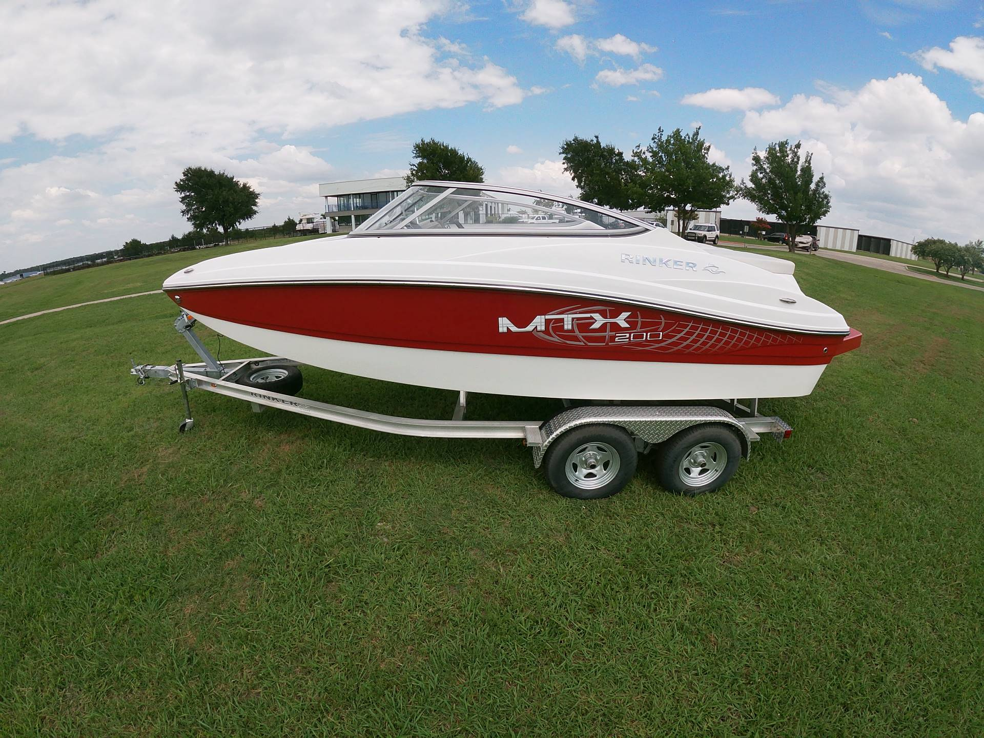 2015 Rinker Captiva 200 MTX in Lewisville, Texas - Photo 1