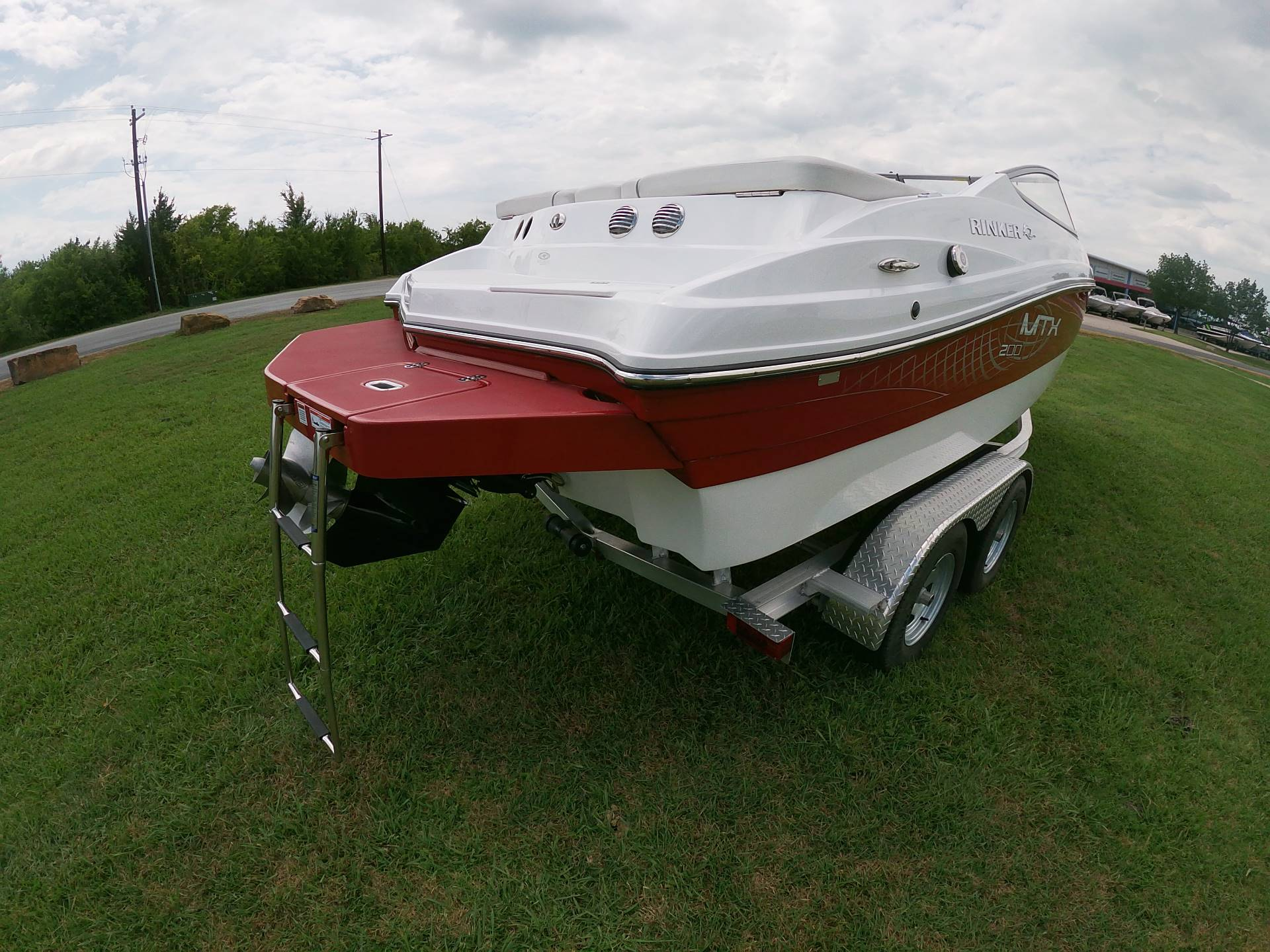 2015 Rinker Captiva 200 MTX in Lewisville, Texas - Photo 17