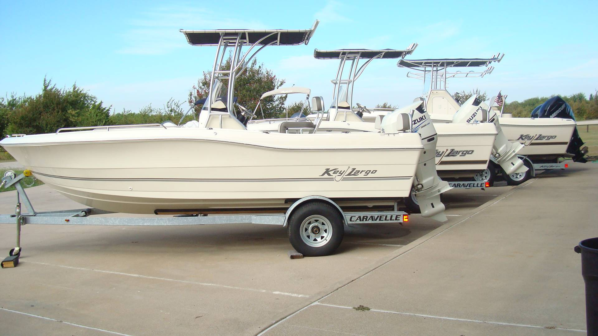 2016 Key Largo 2000CC in Lewisville, Texas