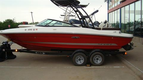 2013 Sea Ray 205 Sport in Lewisville, Texas