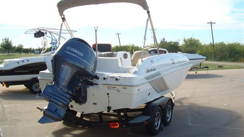 2016 Hurricane SunDeck Sport 188 OB in Lewisville, Texas - Photo 18