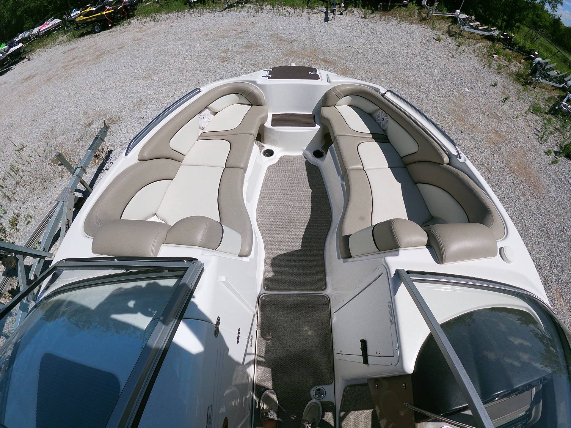 2010 Yamaha 242 S Limited in Lewisville, Texas - Photo 6