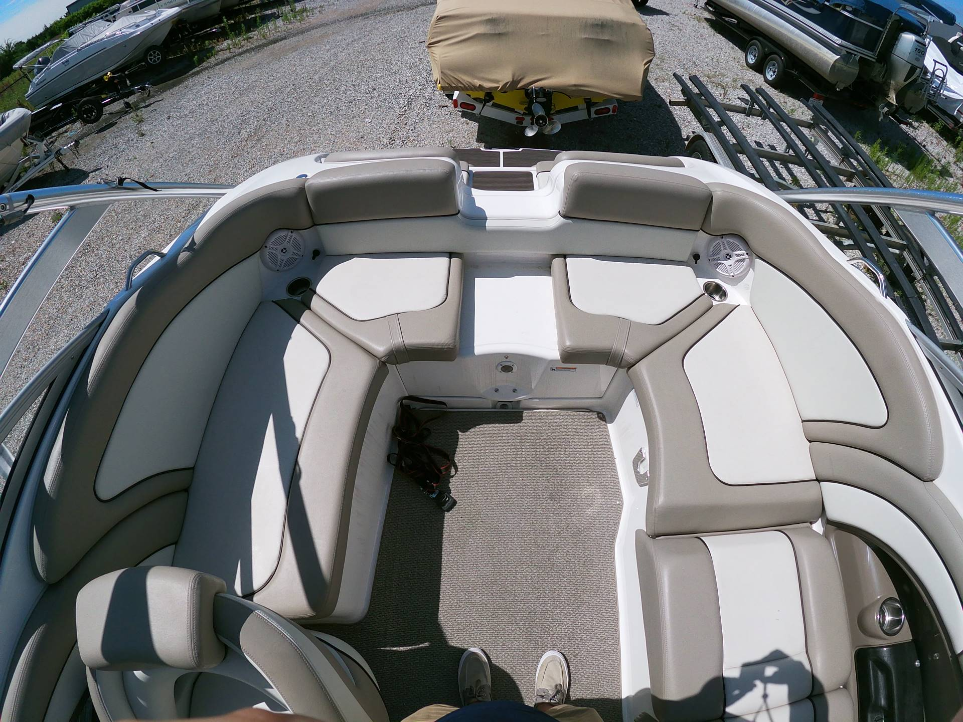 2010 Yamaha 242 S Limited in Lewisville, Texas - Photo 14