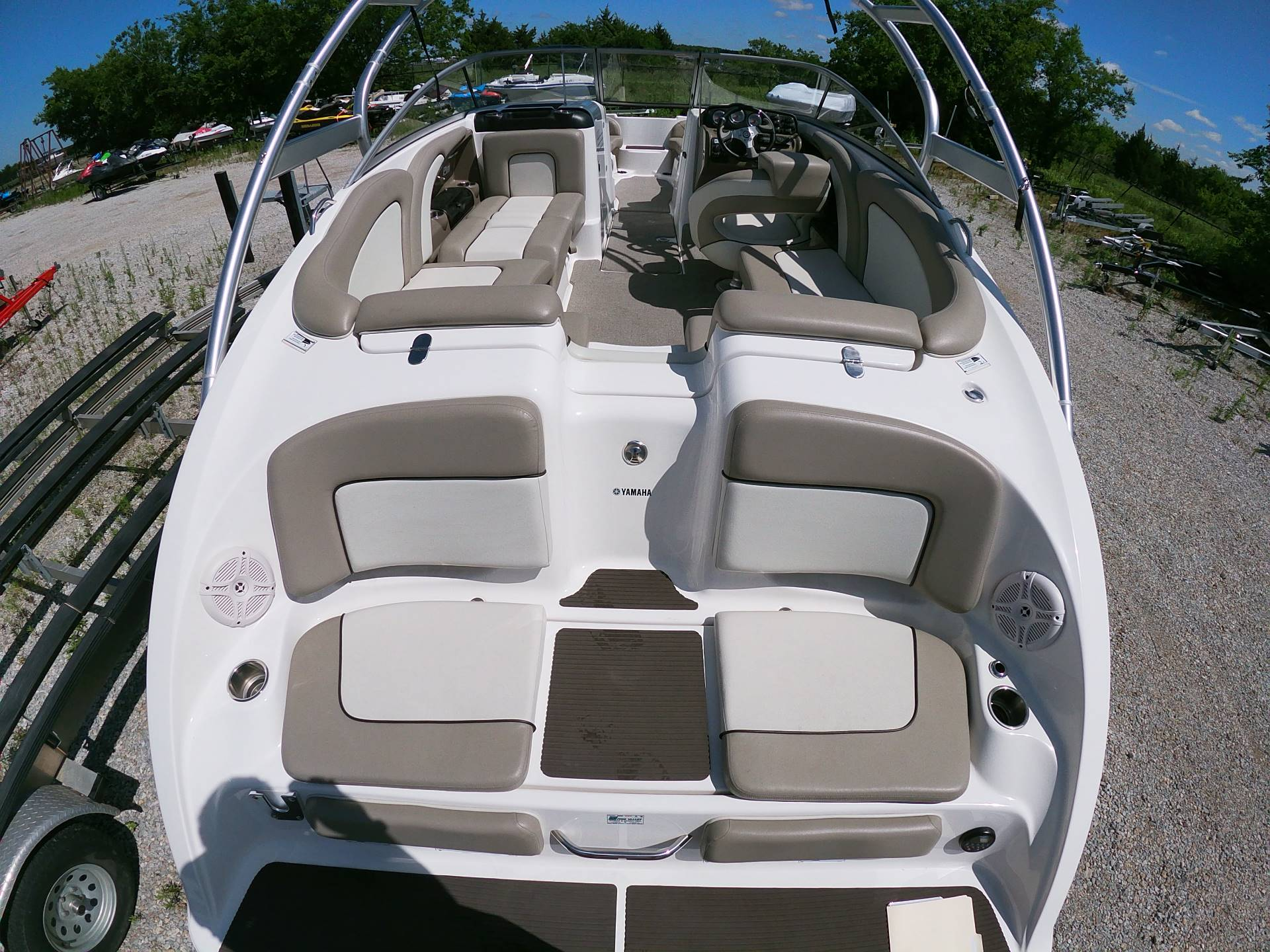 2010 Yamaha 242 S Limited in Lewisville, Texas - Photo 16