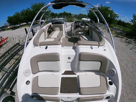 2010 Yamaha 242 S Limited in Lewisville, Texas - Photo 17