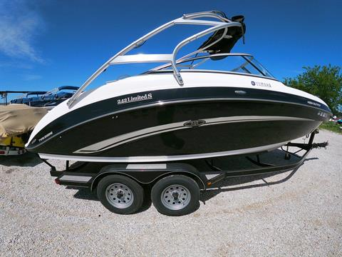 2010 Yamaha 242 S Limited in Lewisville, Texas - Photo 1