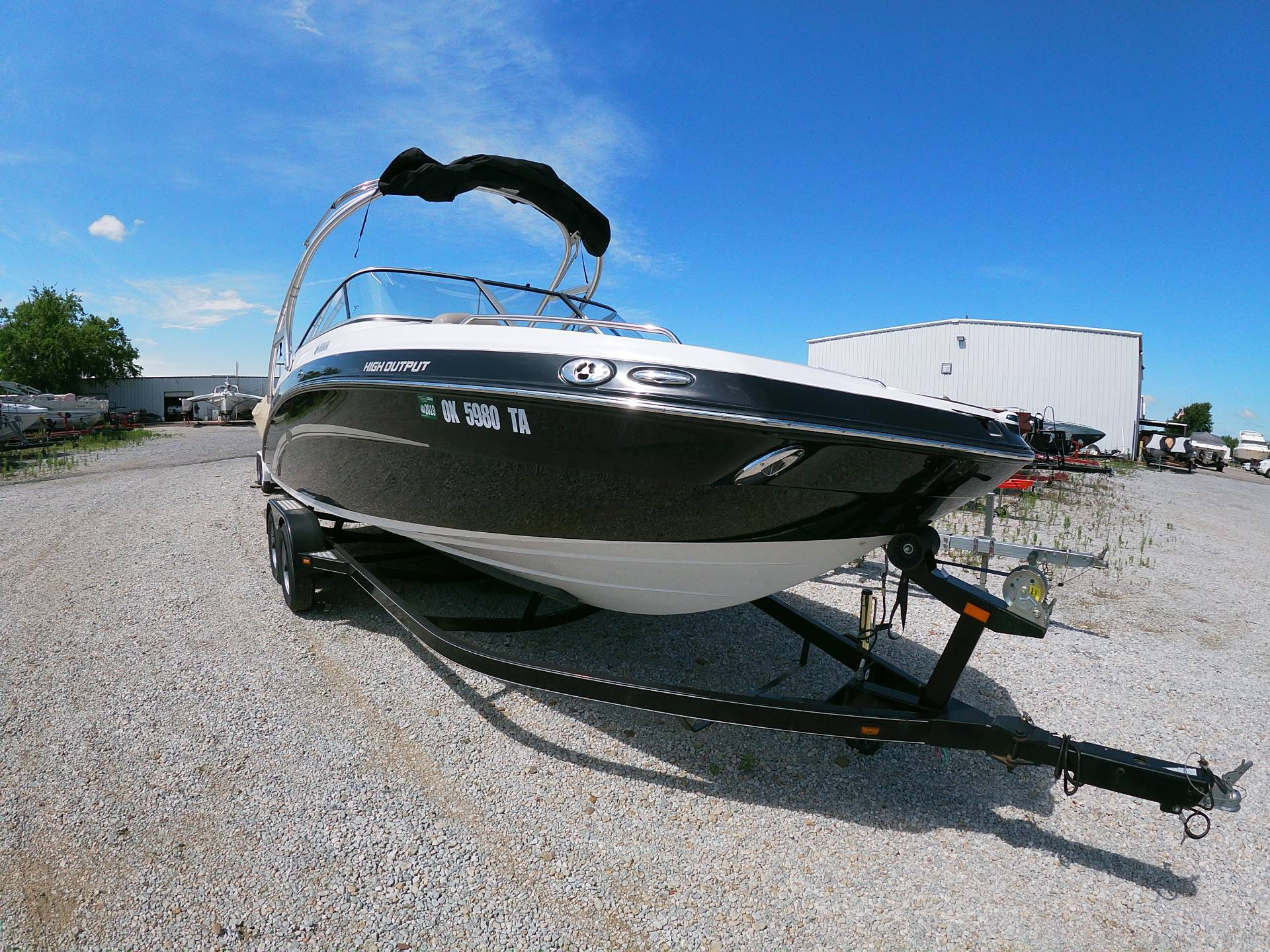 2010 Yamaha 242 S Limited in Lewisville, Texas - Photo 25