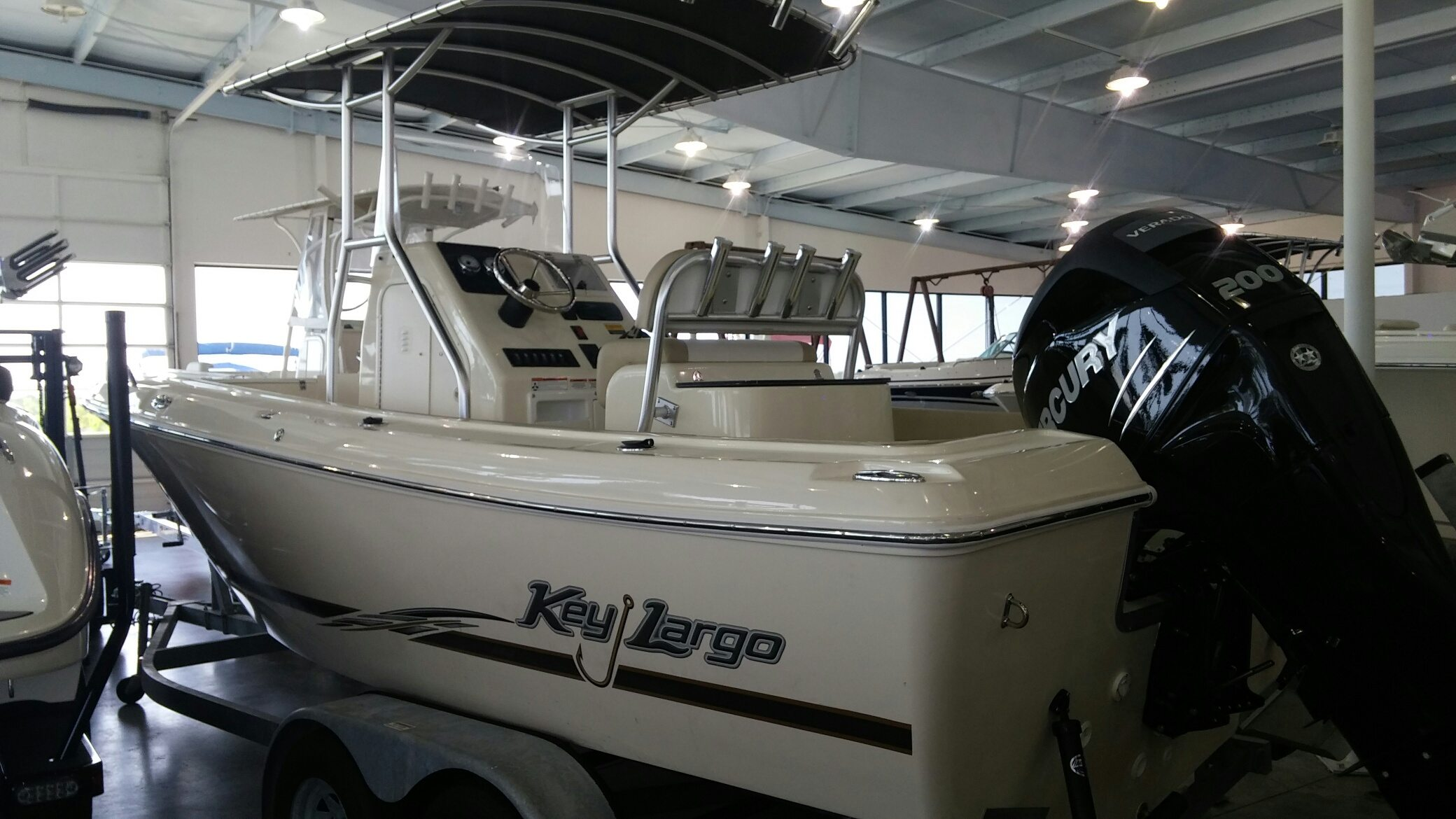 2016 Key Largo 2100WI in Lewisville, Texas - Photo 7