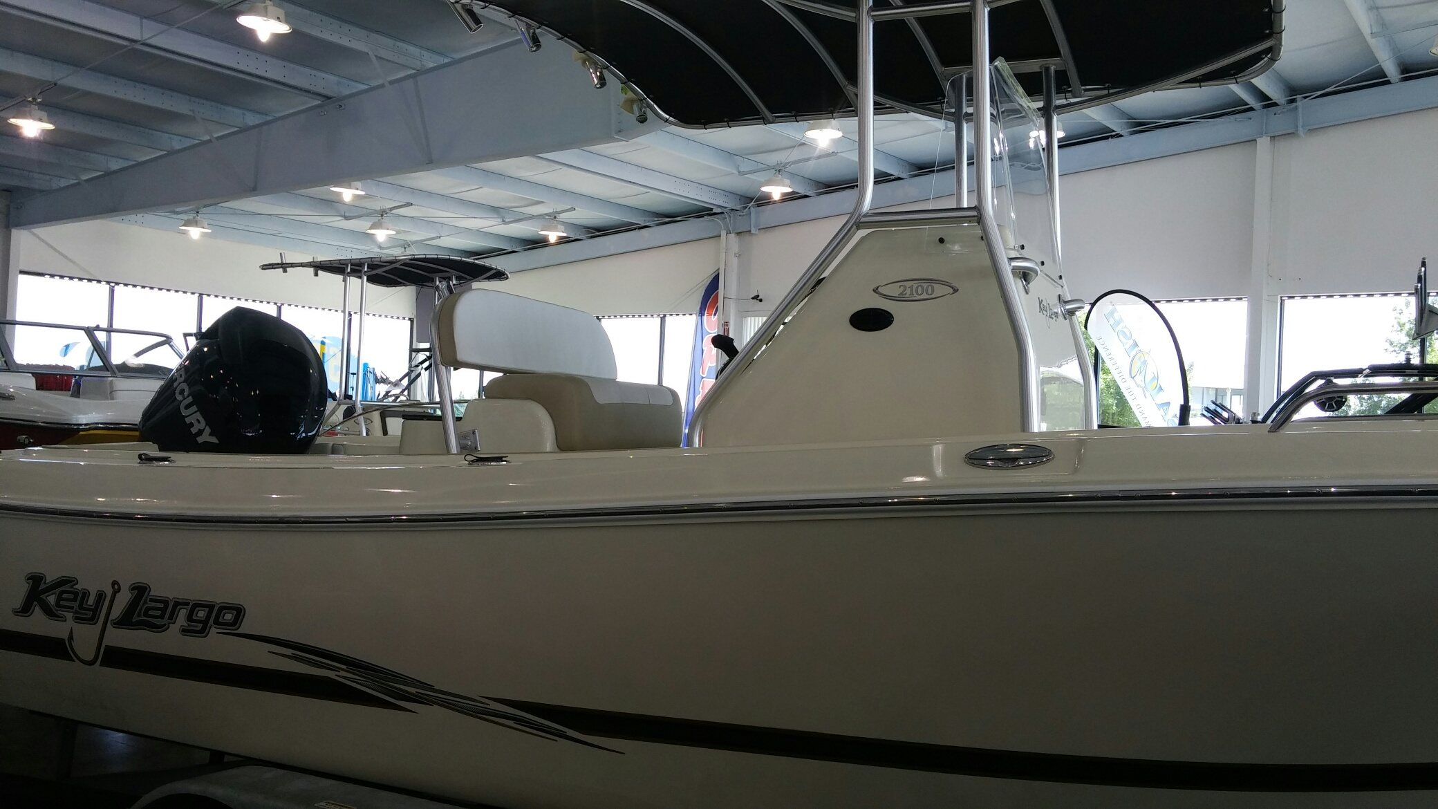 2016 Key Largo 2100WI in Lewisville, Texas - Photo 10