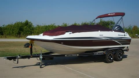 2018 Hurricane SunDeck Sport 201 OB in Lewisville, Texas - Photo 2
