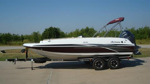 2018 Hurricane SunDeck Sport 201 OB in Lewisville, Texas - Photo 4