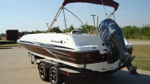 2018 Hurricane SunDeck Sport 201 OB in Lewisville, Texas - Photo 6