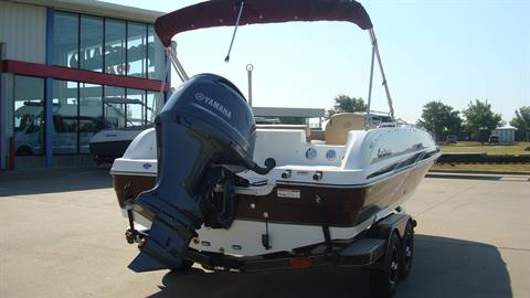 2018 Hurricane SunDeck Sport 201 OB in Lewisville, Texas - Photo 8