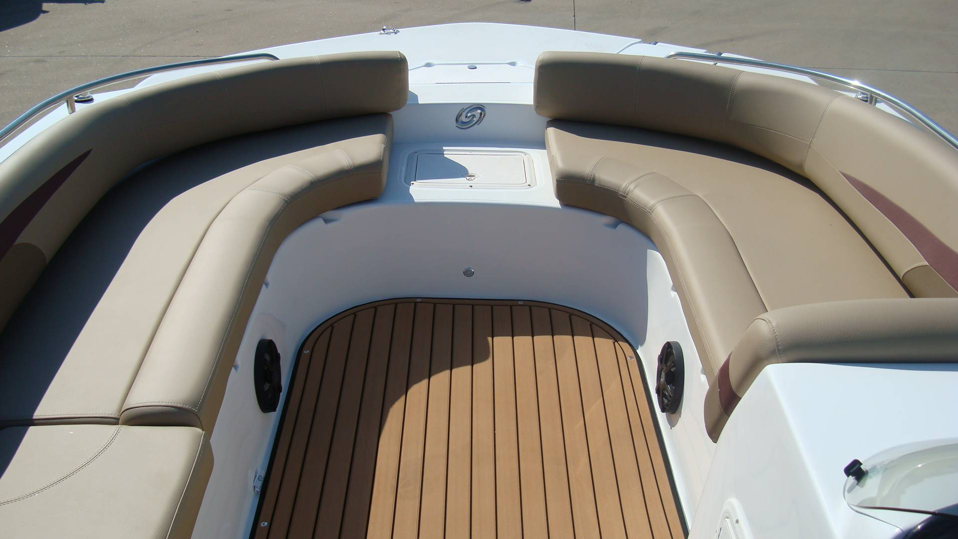 2018 Hurricane SunDeck Sport 201 OB in Lewisville, Texas - Photo 15