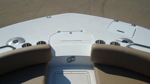2018 Hurricane SunDeck Sport 201 OB in Lewisville, Texas - Photo 19