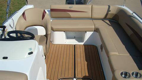 2018 Hurricane SunDeck Sport 201 OB in Lewisville, Texas - Photo 20