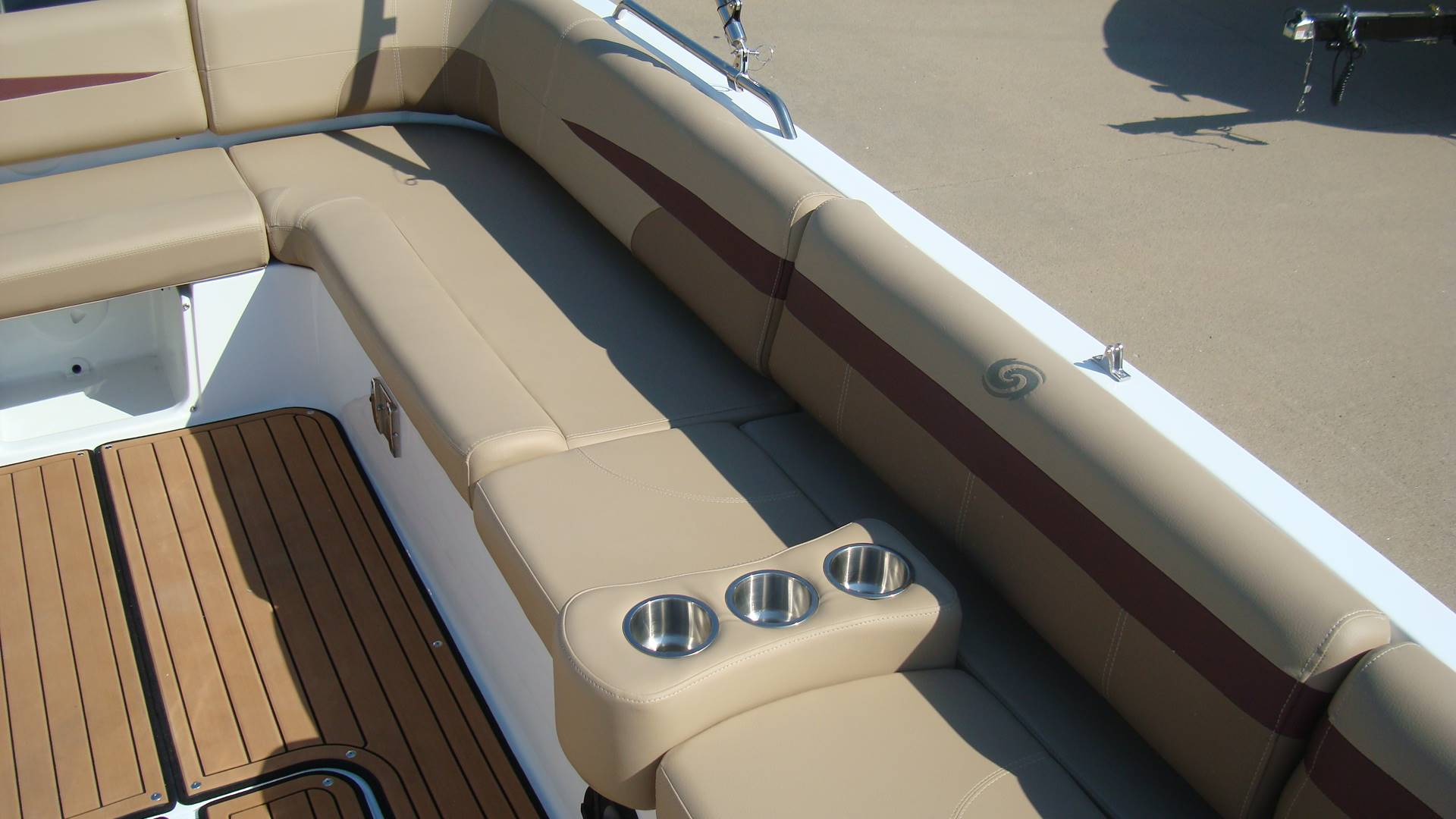 2018 Hurricane SunDeck Sport 201 OB in Lewisville, Texas - Photo 21