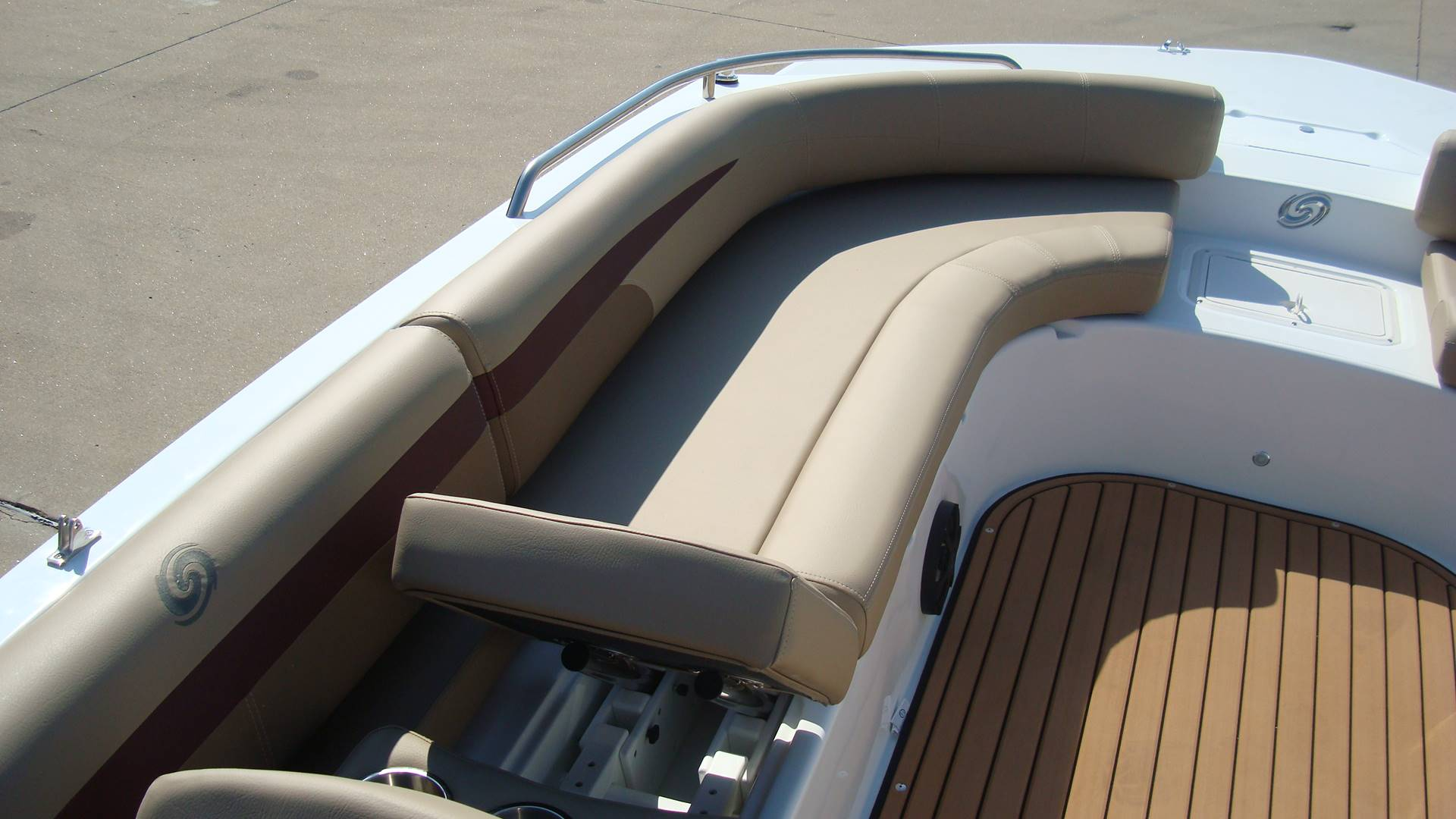 2018 Hurricane SunDeck Sport 201 OB in Lewisville, Texas - Photo 23