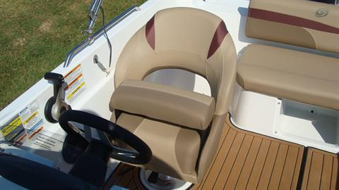 2018 Hurricane SunDeck Sport 201 OB in Lewisville, Texas - Photo 25