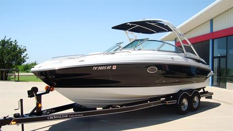 2009 Crownline 260BR in Lewisville, Texas