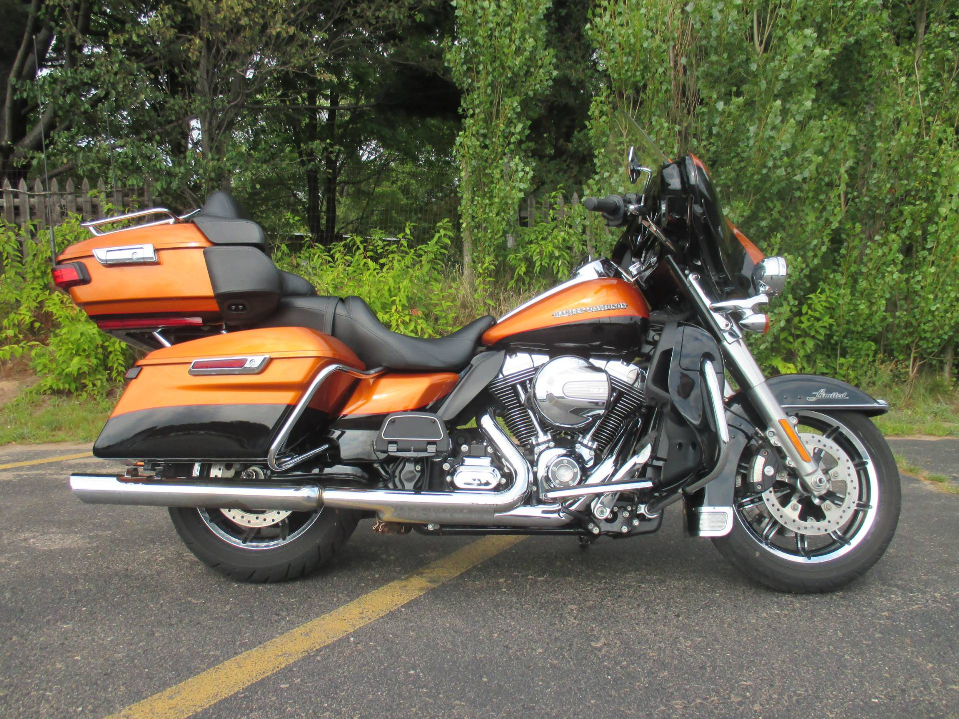 2016 Harley-Davidson Ultra Limited in Marquette, Michigan