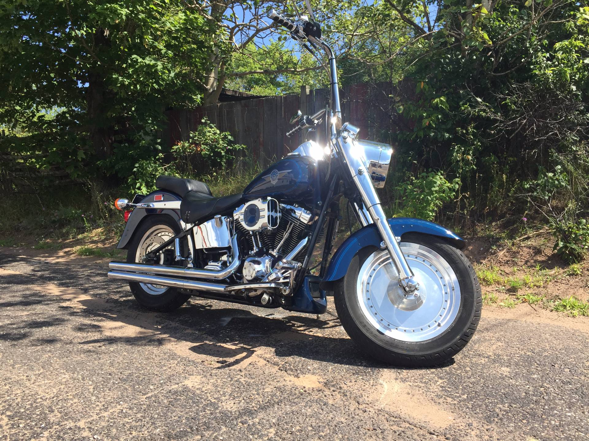 2000 Harley-Davidson FATBOY in Marquette, Michigan