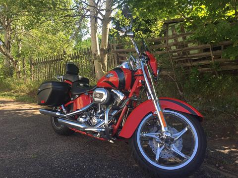 2011 Harley-Davidson CVO Softail Convertible in Marquette, Michigan