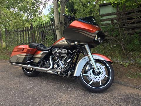 2013 Harley-Davidson CVO Road Glide Custom in Marquette, Michigan