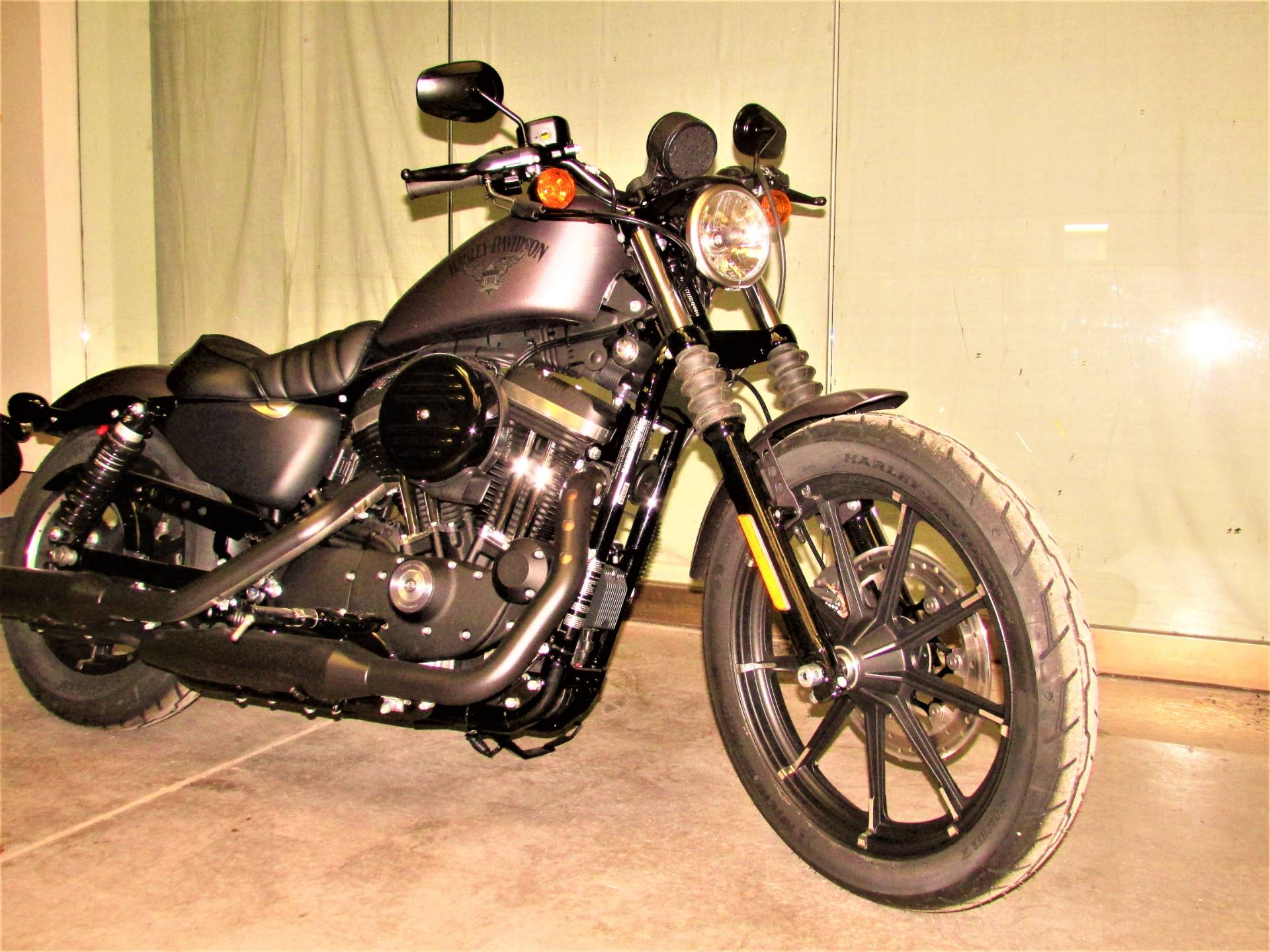 2016 Harley-Davidson IRON in Marquette, Michigan