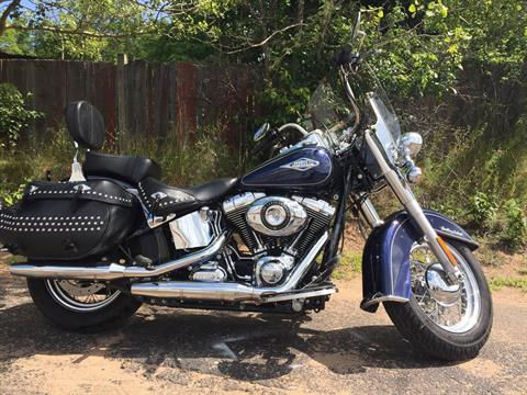 2013 Harley-Davidson HERITAGE SOFTAIL in Marquette, Michigan
