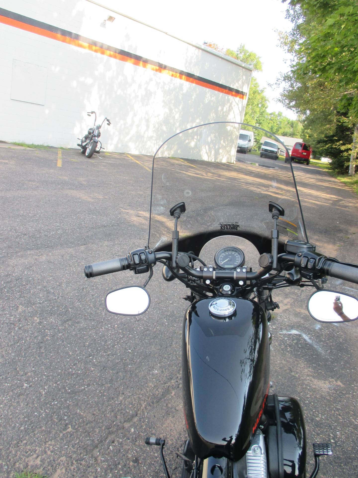 2011 Harley-Davidson Sportster® Forty-Eight™  in Marquette, Michigan