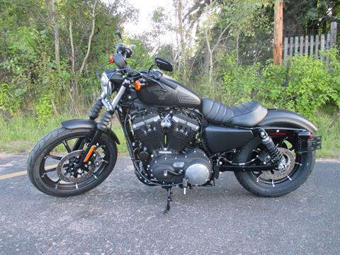 2016 Harley-Davidson Iron 883 in Marquette, Michigan