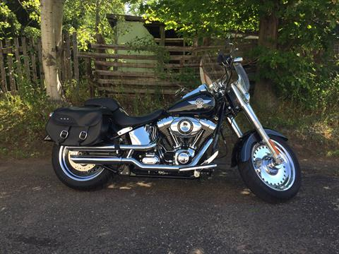 2012 Harley-Davidson FATBOY in Marquette, Michigan