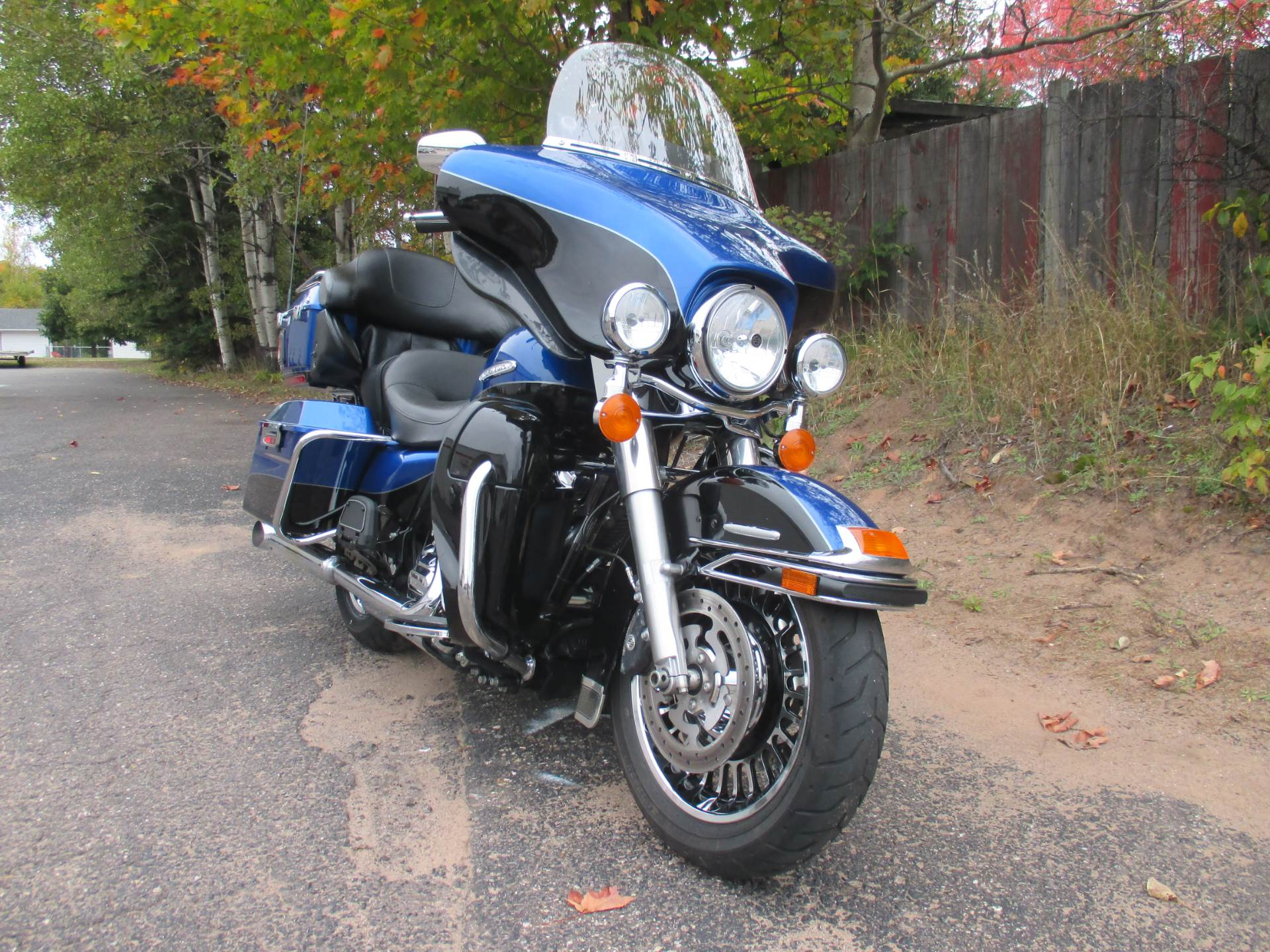 2010 Harley-Davidson LIMITED in Marquette, Michigan