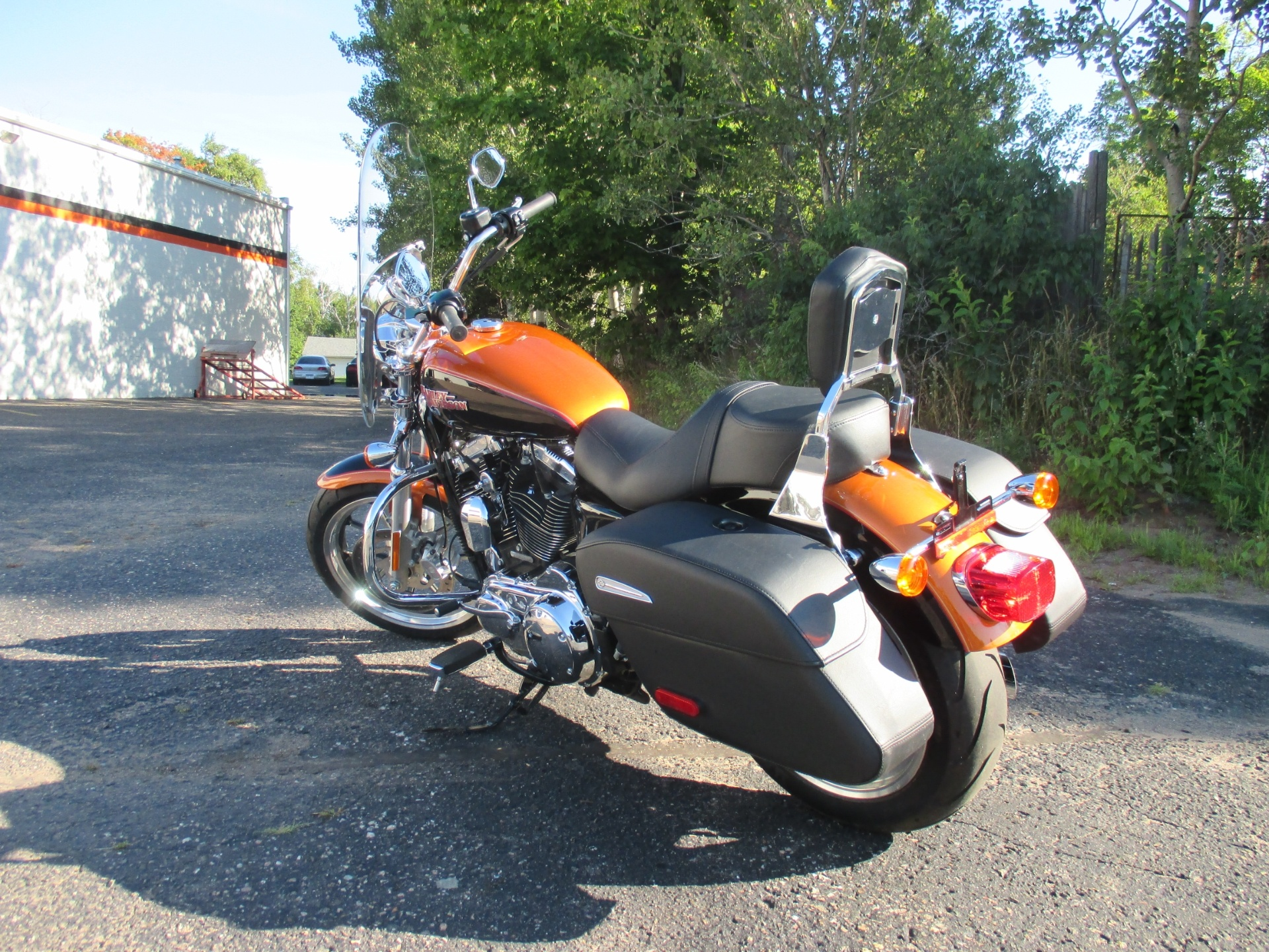 2015 Harley-Davidson XL1200T in Marquette, Michigan