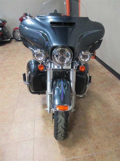 2015 Harley-Davidson Electra Glide® Ultra Classic® Low in Marquette, Michigan