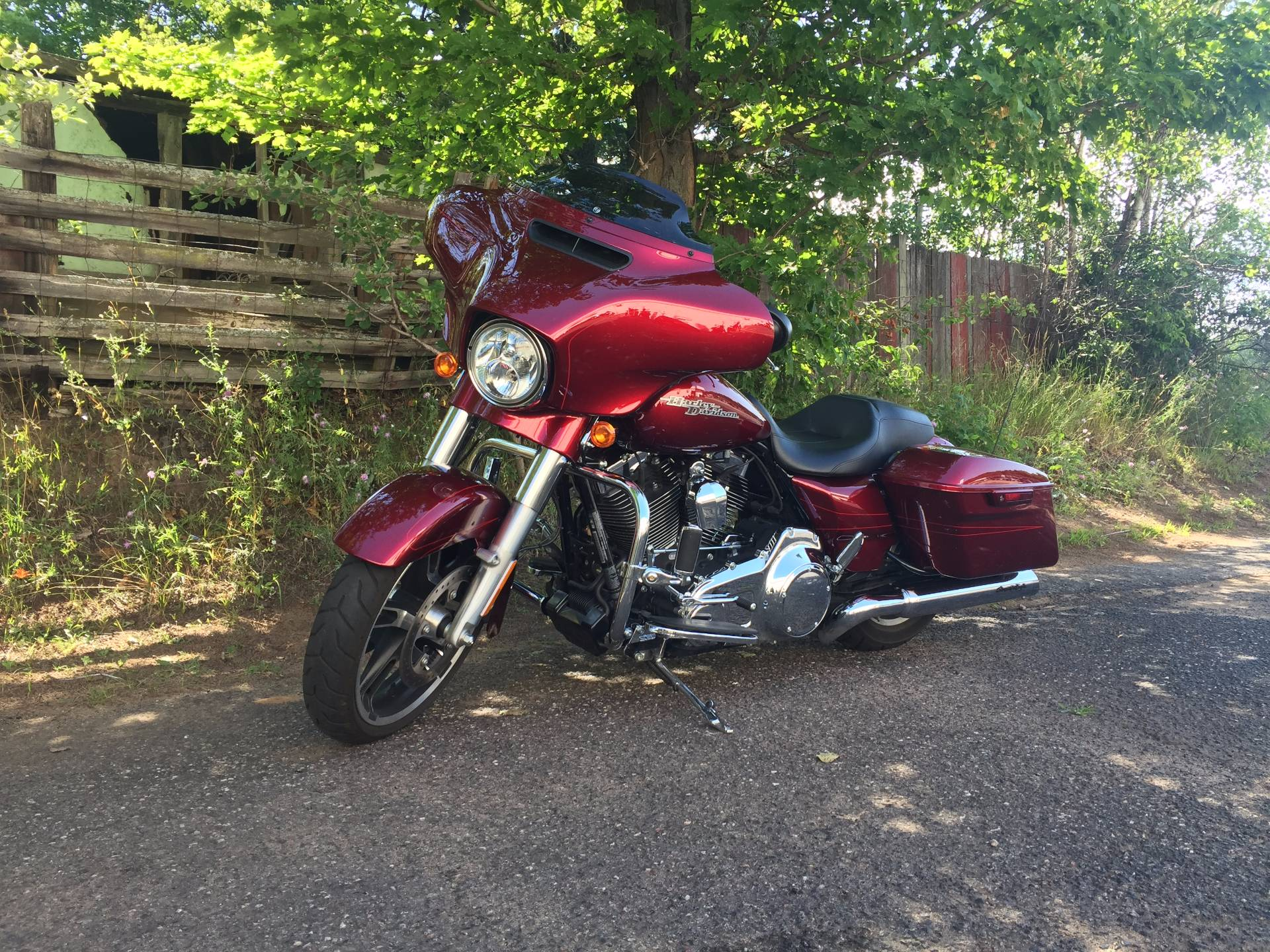2016 Harley-Davidson STREET GLIDE SPECIAL in Marquette, Michigan
