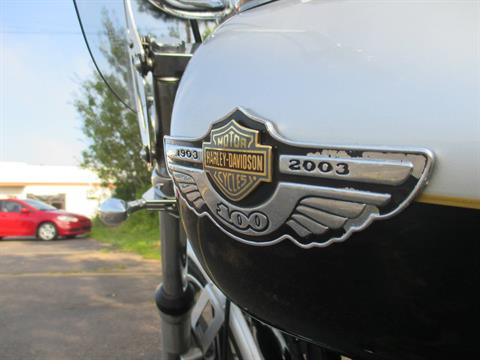 2003 Harley-Davidson FXDWG Dyna Wide Glide® in Marquette, Michigan