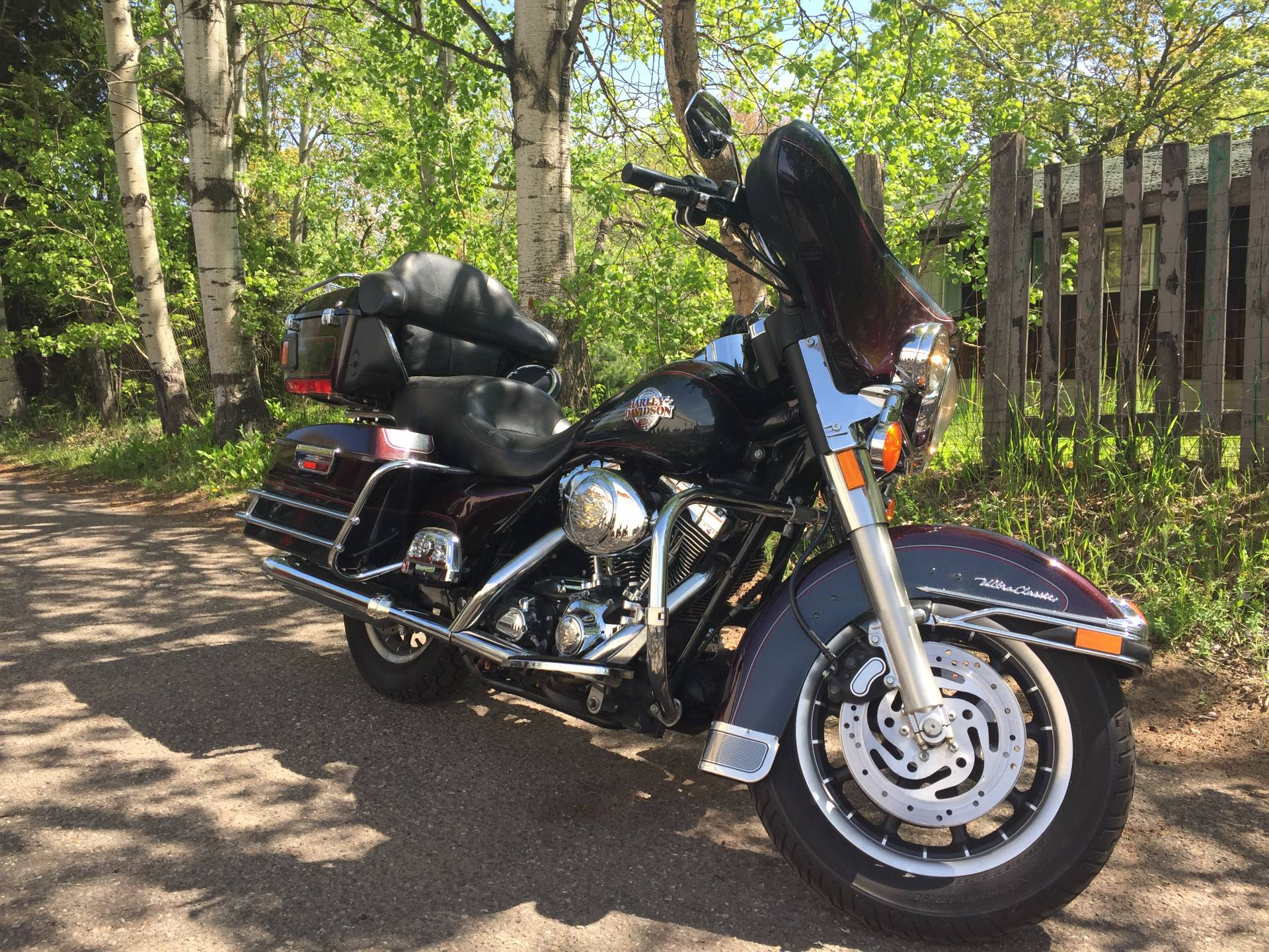 2005 Harley-Davidson ULTRA CLASSIC in Marquette, Michigan