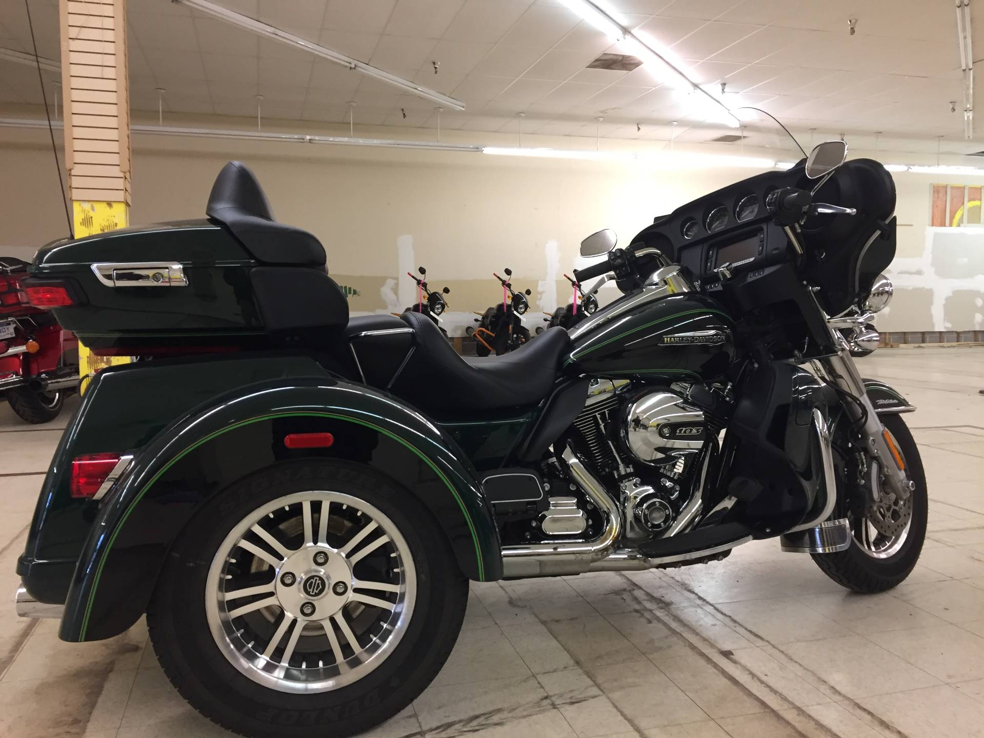 2016 Harley-Davidson TRI GLIDE ULTRA in Marquette, Michigan